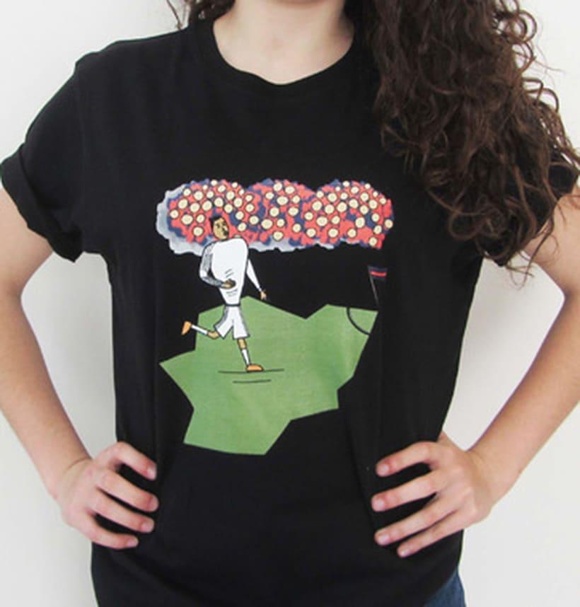 Vendo camisetas, sueltas o por lote (Diseños propios) 11