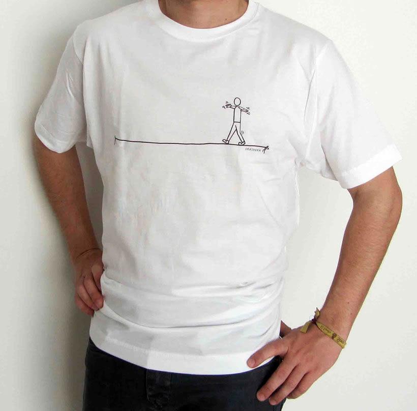 Vendo camisetas, sueltas o por lote (Diseños propios) 12
