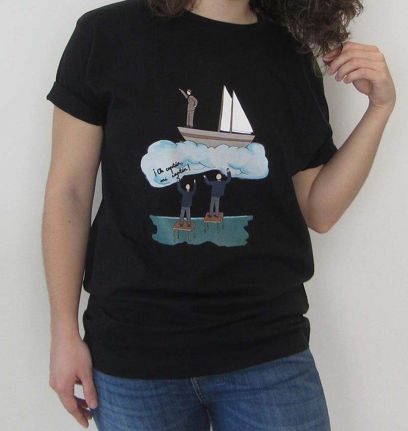 Vendo camisetas, sueltas o por lote (Diseños propios) 14