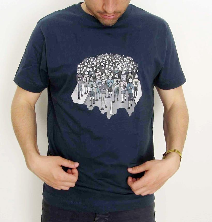 Vendo camisetas, sueltas o por lote (Diseños propios) 15
