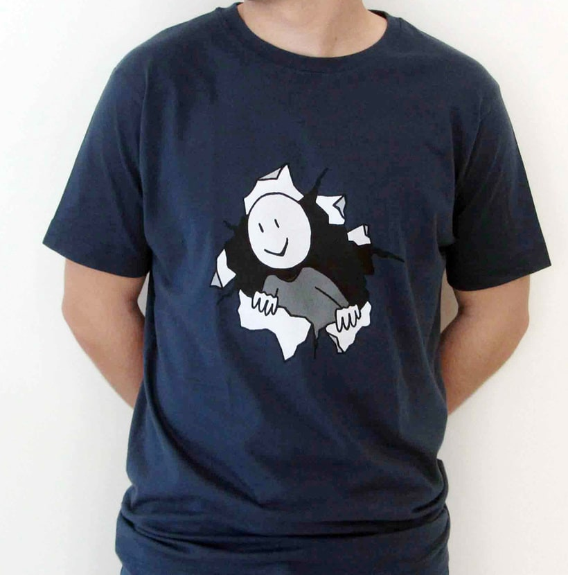 Vendo camisetas, sueltas o por lote (Diseños propios) 17
