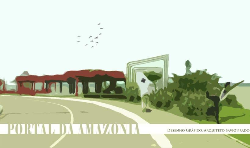 Revitalización paisajística - Orla de río 0