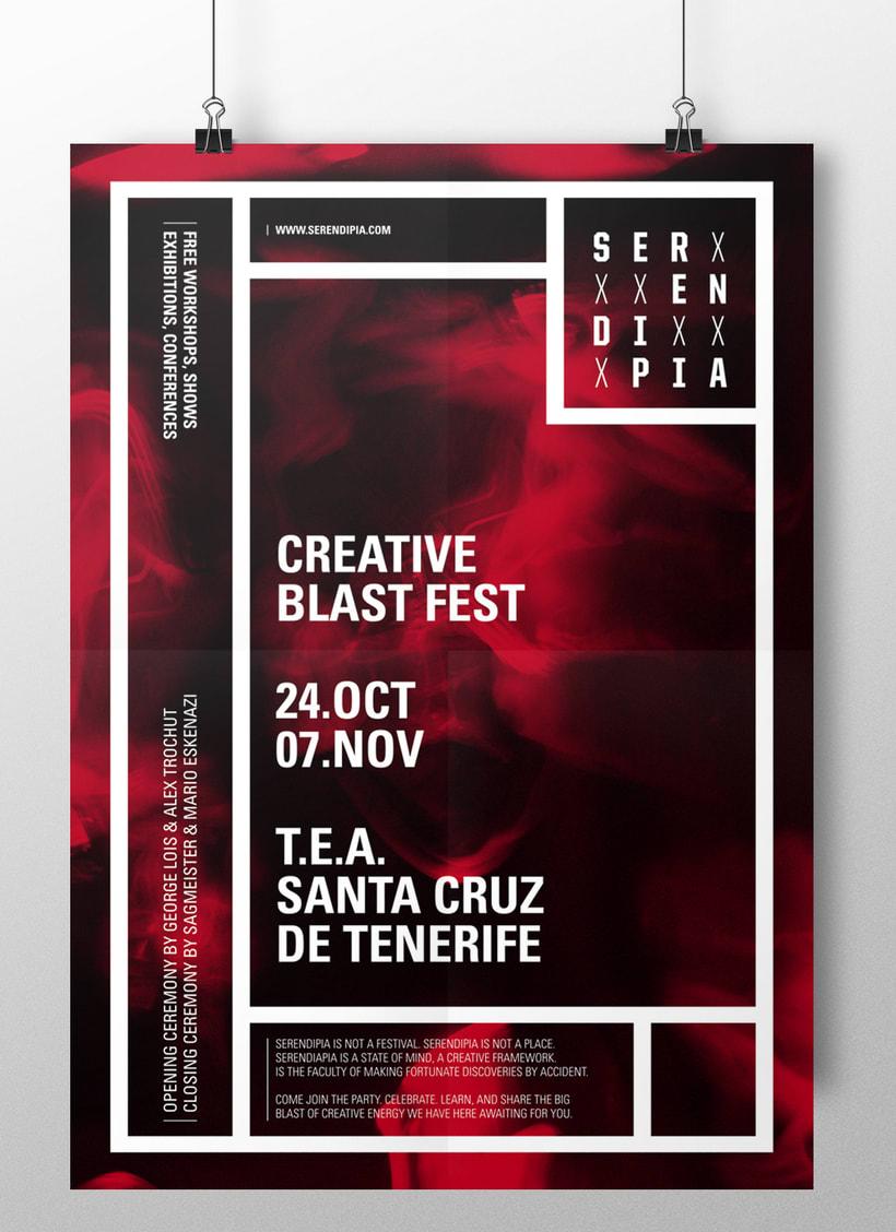 Serendipia - Creative Blast Fest 3