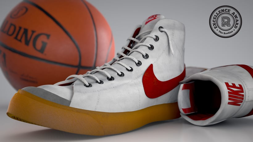 Nike Blazer   The Rookies (Excellence Award) 0
