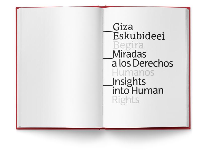 Libro «Miradas a los Derechos Humanos»  2
