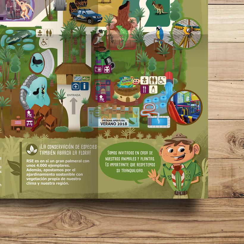 Ilustraciones para Rio Safari Elche 5