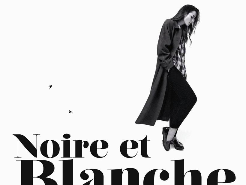 Noire et Blanche 1