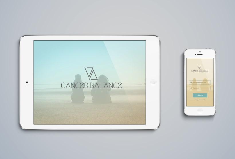 Cancer Balance Brand Identity 4