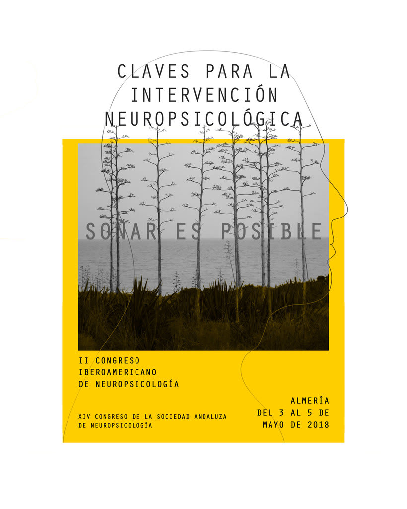 Diseño Gráfico y Web del Congreso Iberoamericano de Neuropsicolgía 0