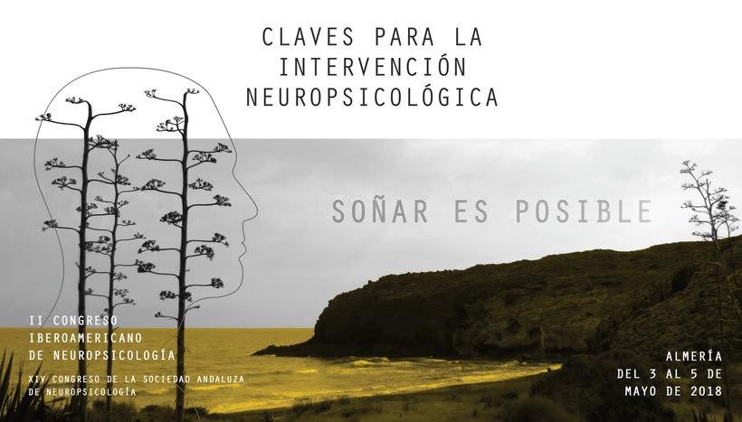 Diseño Gráfico y Web del Congreso Iberoamericano de Neuropsicolgía 1