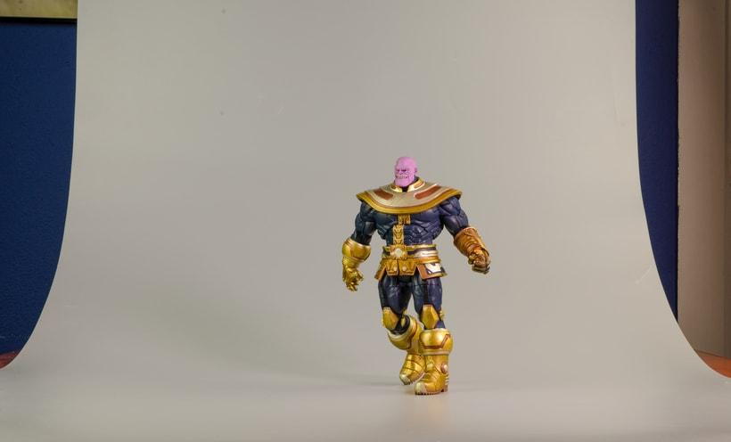 Thanos   El Titán Loco -1