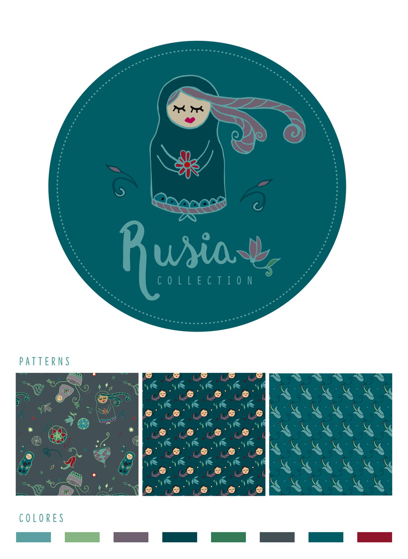 Proyecto final: Rusia collection 0