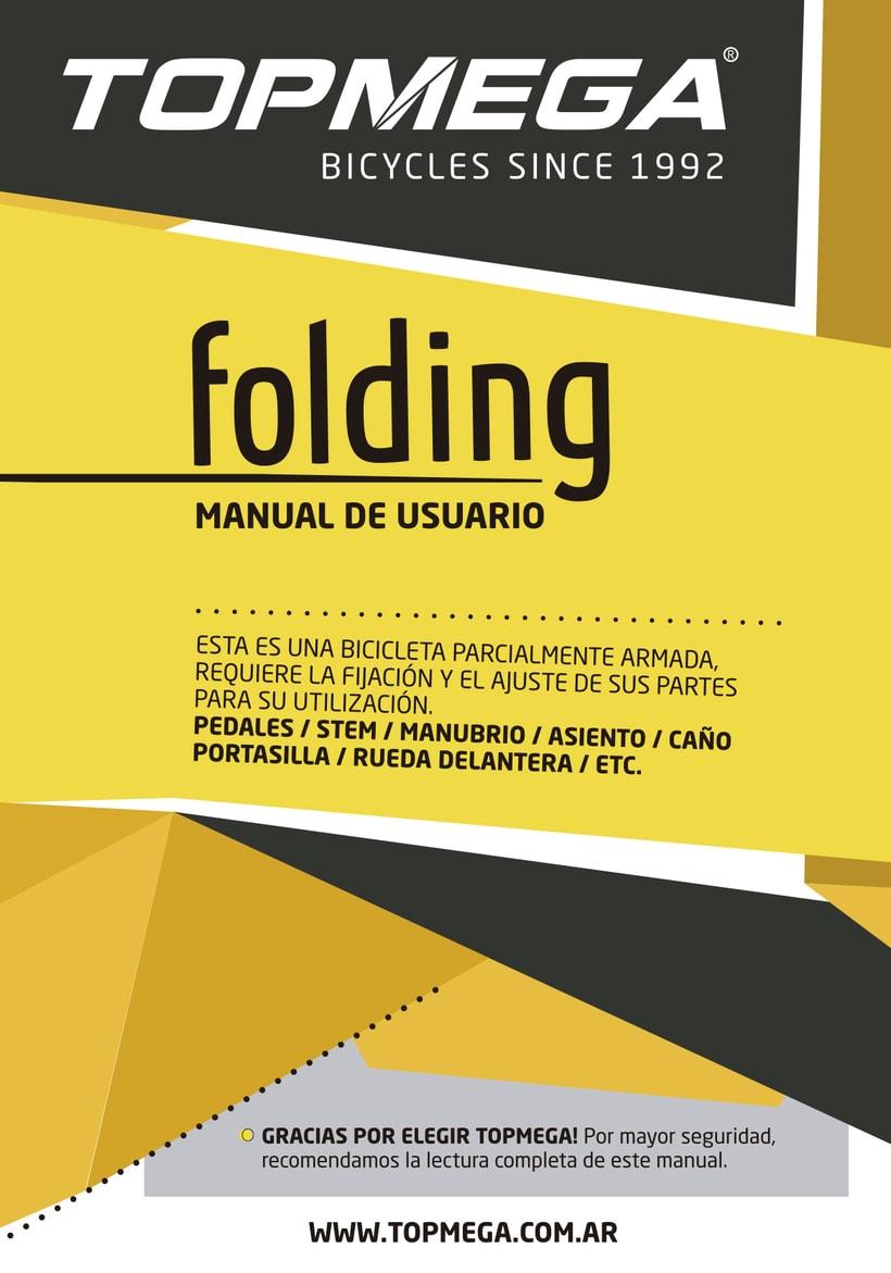 Manual de Usuario Topmega Folding 3