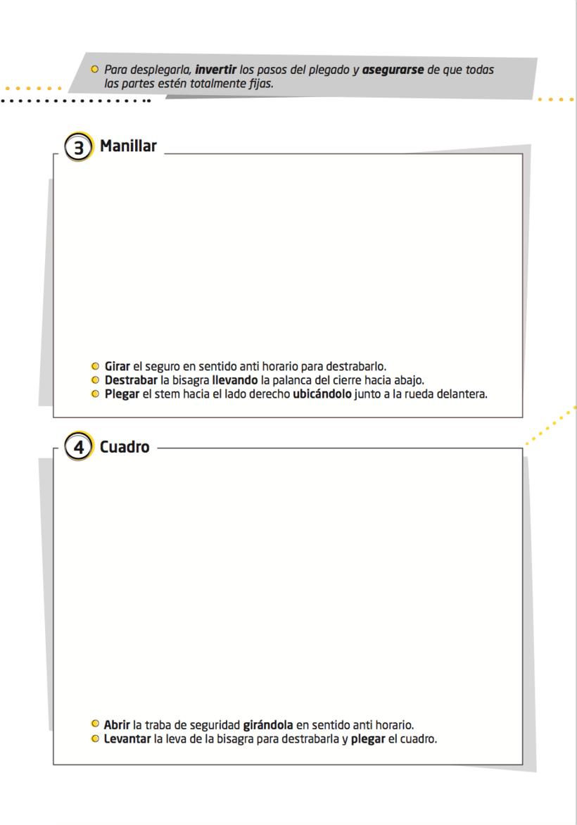 Manual de Usuario Topmega Folding 8