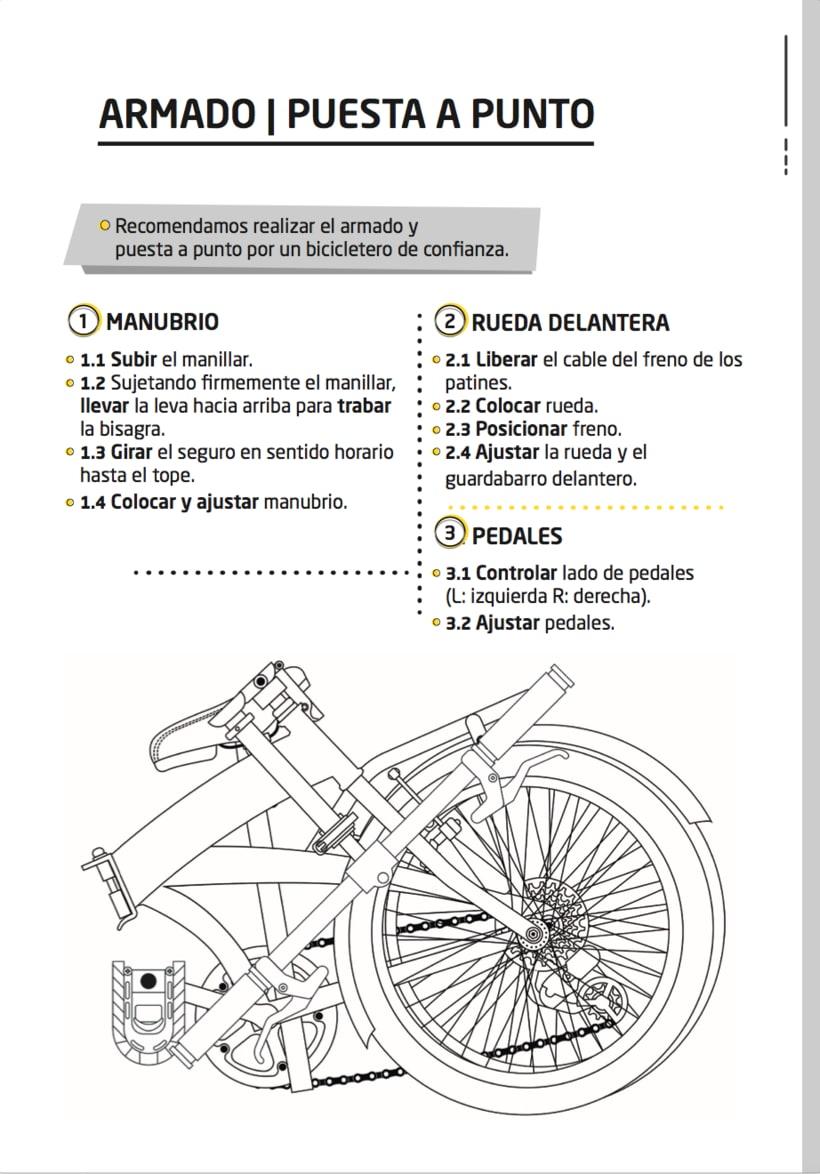 Manual de Usuario Topmega Folding 10