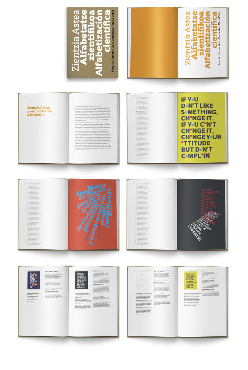 Libro «Zientzia Astea. Alfabetización científica»  0
