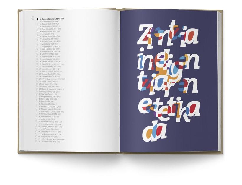 Libro «Zientzia Astea. Alfabetización científica»  2