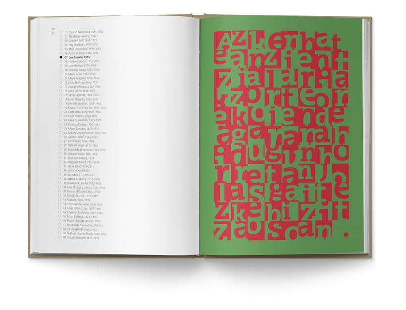 Libro «Zientzia Astea. Alfabetización científica»  7
