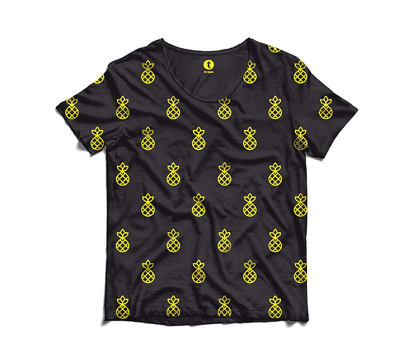 Pineapple T-Shirt 4