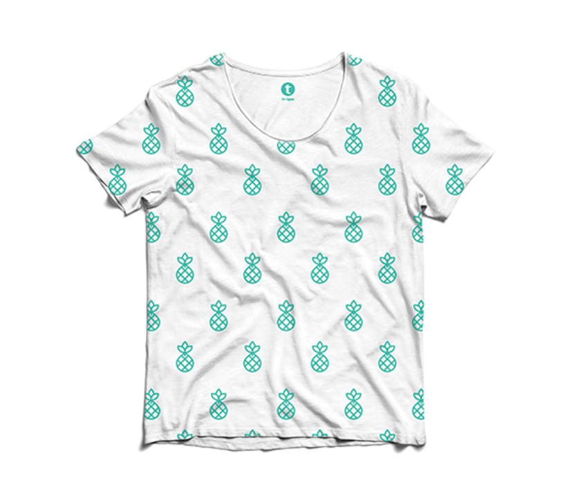 Pineapple T-Shirt 5