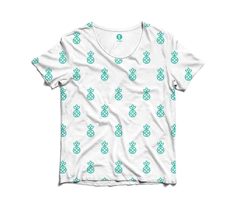Pineapple T-Shirt 5