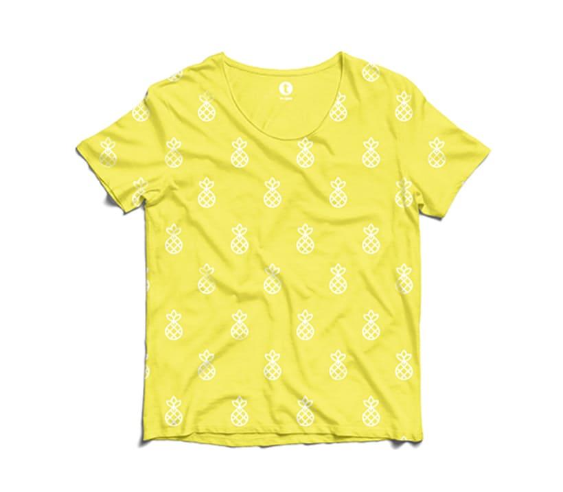 Pineapple T-Shirt 3