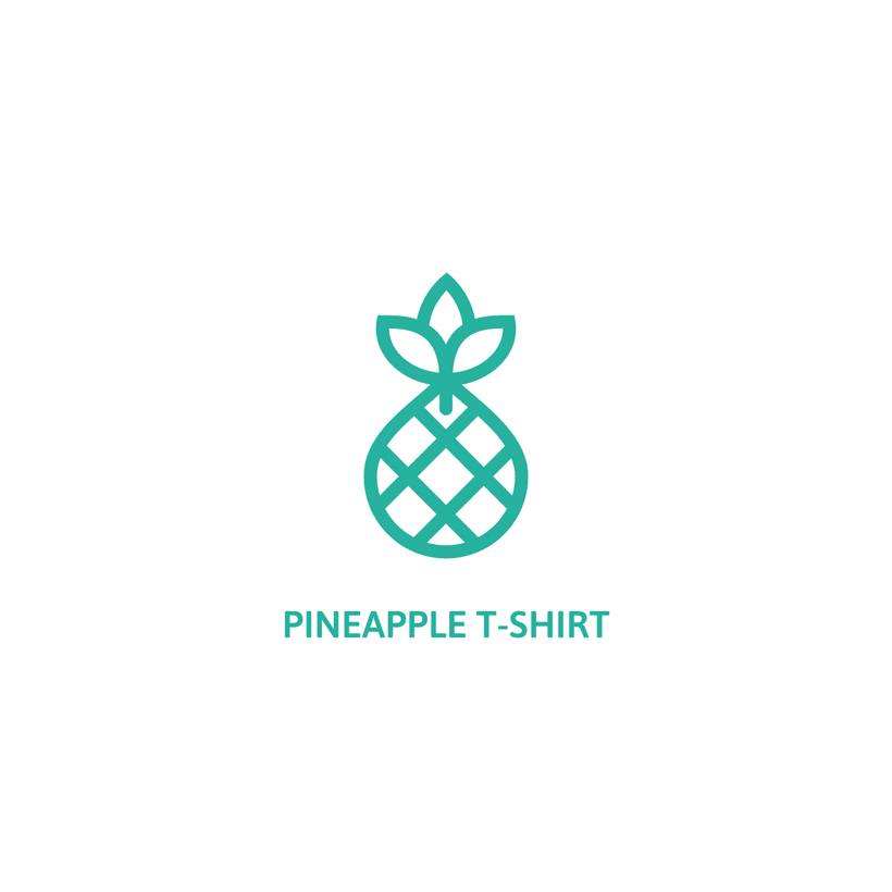 Pineapple T-Shirt 0