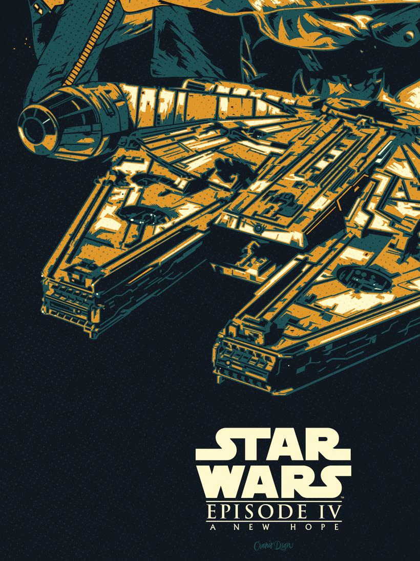STAR WARS. Episode IV 5