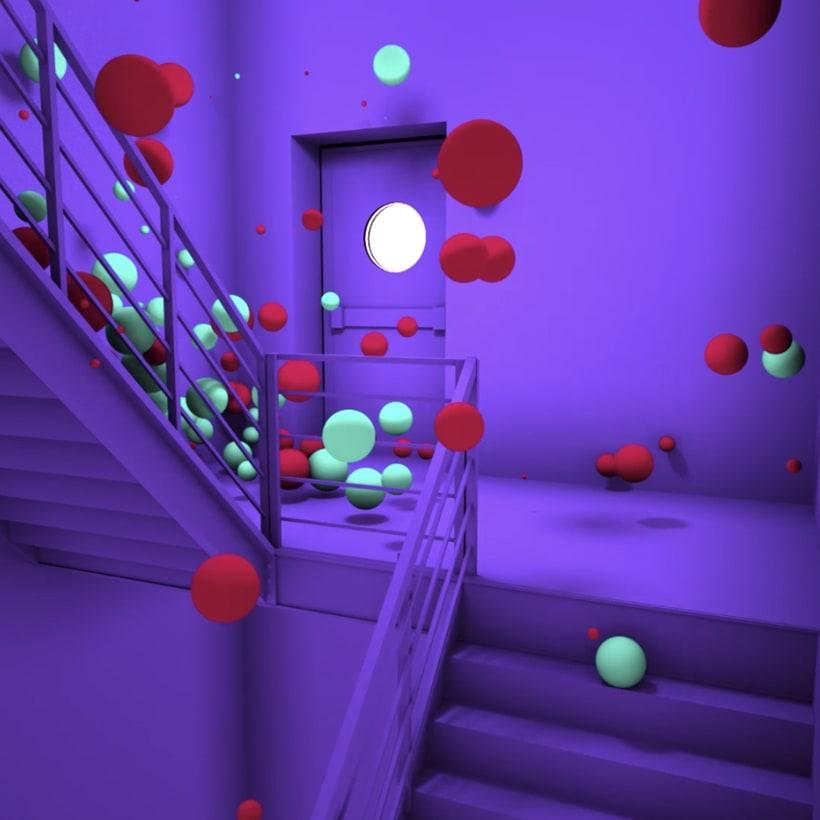 Escaleras (Simulación de cuerpos rígidos) 0