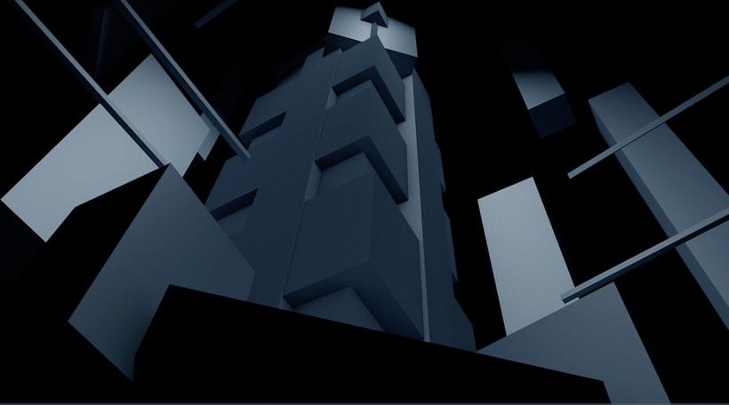 Mi Proyecto del curso: Iniciación al concept art: diseñando el futuro 3