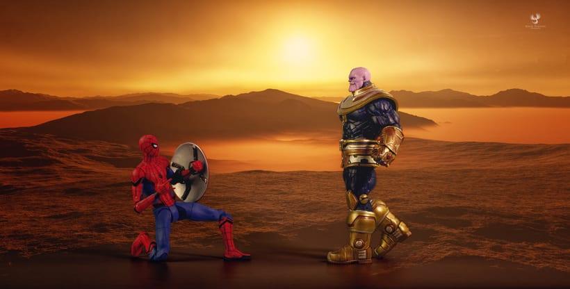 Marvel Infinity War 0