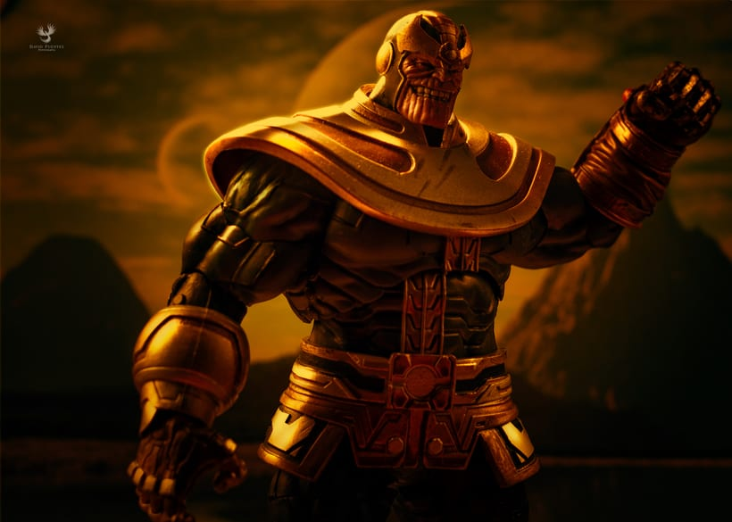 Thanos modern design -1