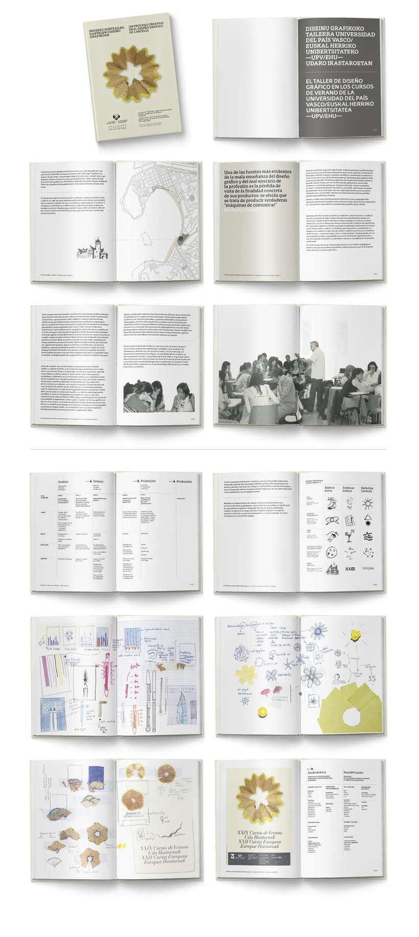 Libro «Un proceso creativo en el diseño gráfico de carteles»  0