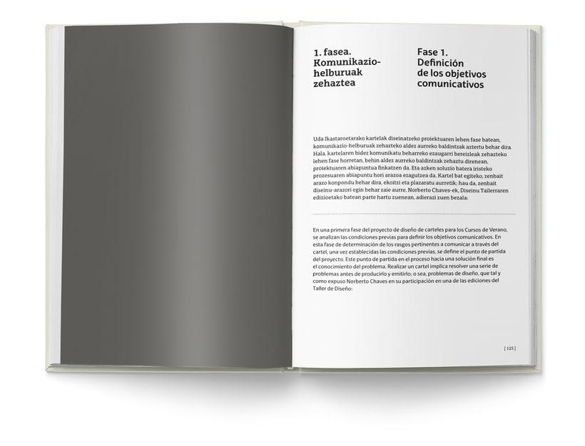 Libro «Un proceso creativo en el diseño gráfico de carteles»  2