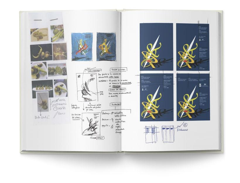Libro «Un proceso creativo en el diseño gráfico de carteles»  12