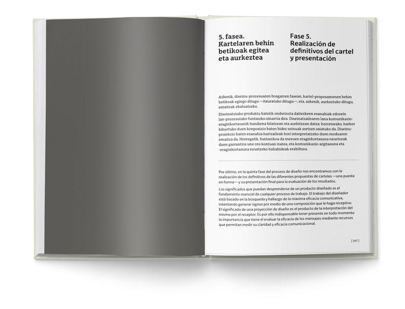 Libro «Un proceso creativo en el diseño gráfico de carteles»  14
