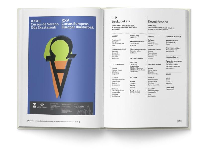 Libro «Un proceso creativo en el diseño gráfico de carteles»  17