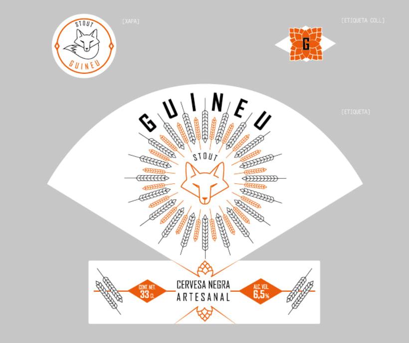 Mi Proyecto del curso: Branding y Packaging para una Cerveza Artesanal -1