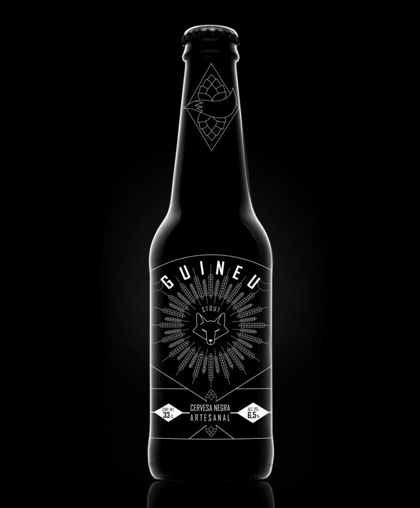 Mi Proyecto del curso: Branding y Packaging para una Cerveza Artesanal 2