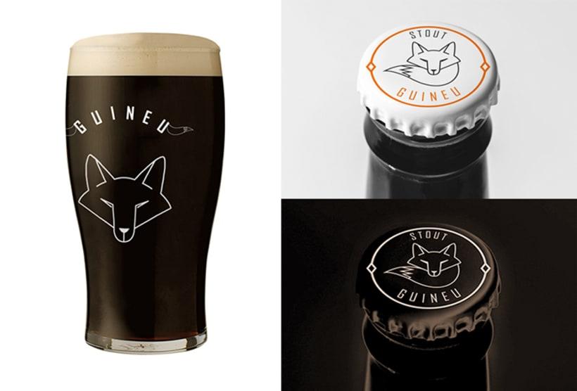 Mi Proyecto del curso: Branding y Packaging para una Cerveza Artesanal 5