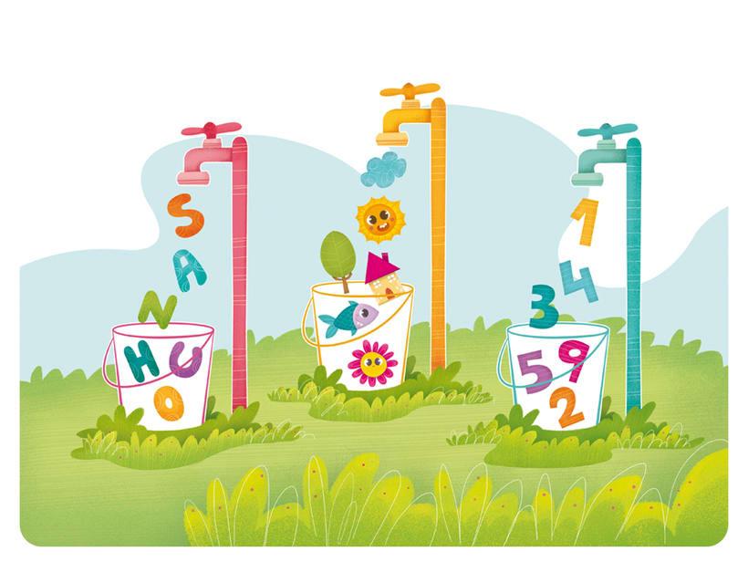 Editorial Teide. Proyecto Minitribu. Ilustración infantil 6