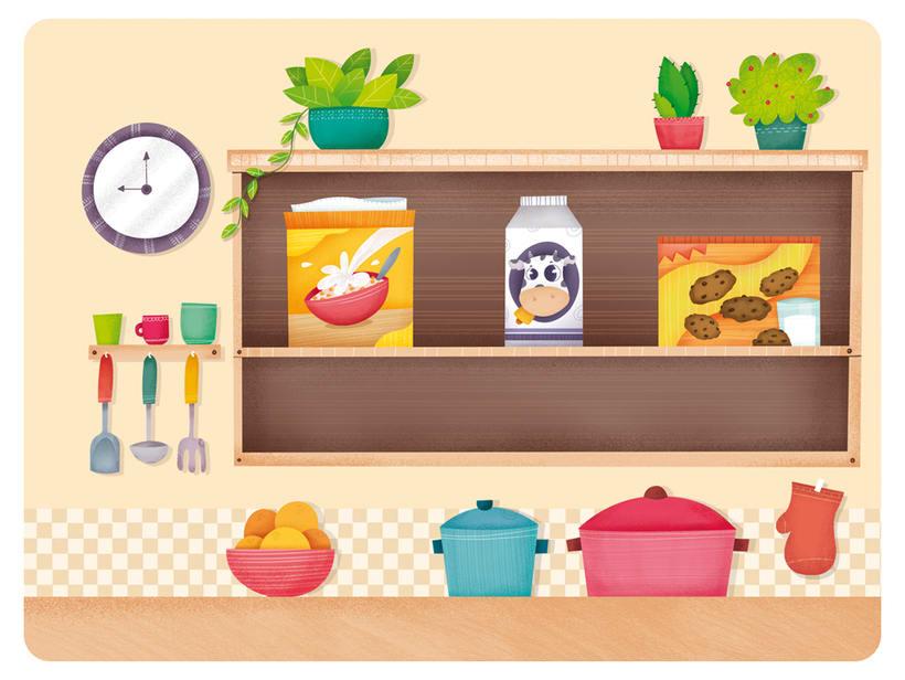 Editorial Teide. Proyecto Minitribu. Ilustración infantil 7