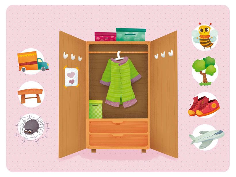 Editorial Teide. Proyecto Minitribu. Ilustración infantil 8