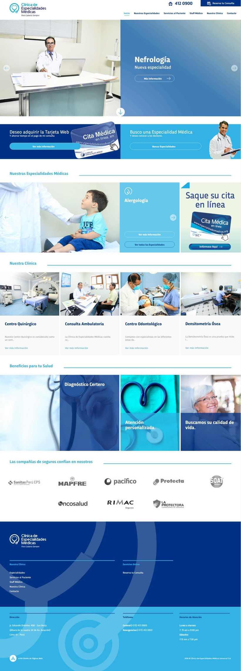 Clínica Especialidades Médicas -1