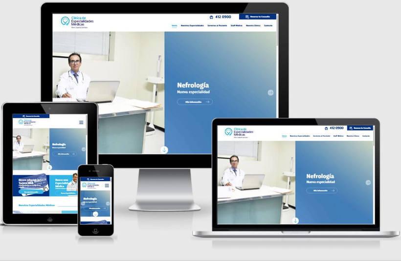 Clínica Especialidades Médicas 6