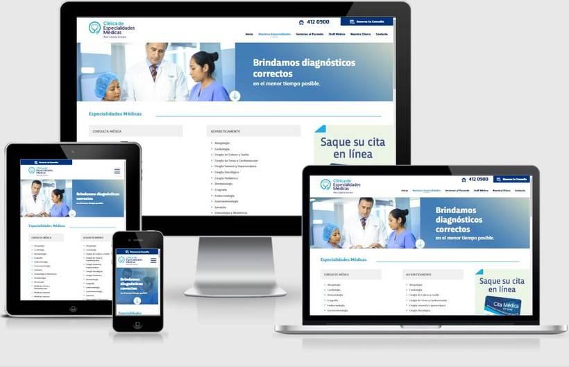 Clínica Especialidades Médicas 7