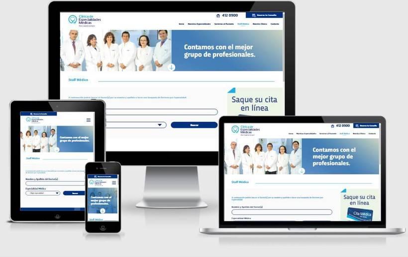 Clínica Especialidades Médicas 9