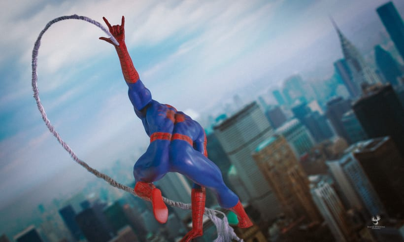 The Amazing Spider-Man New York 0
