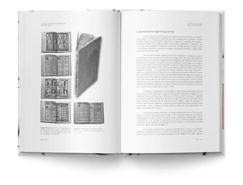 Libro « Tradición e innovación del Arte Subtilissima de Juan de Yciar»  2