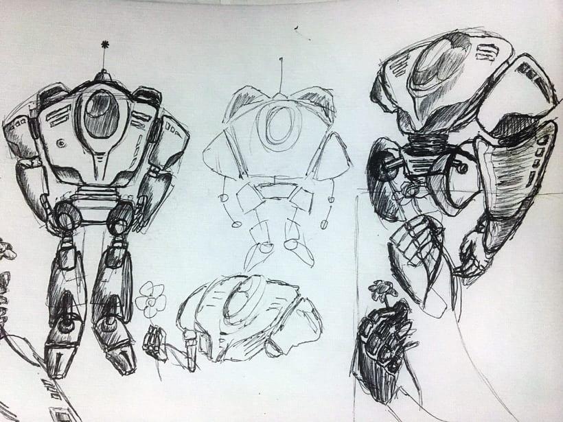 Go Robot 0
